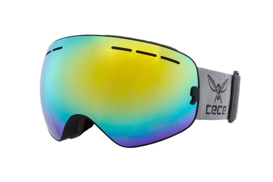 fef136d50 Okuliare CECE Venom BLACKx | Trendové lyžiarske a snowboardové okuliare